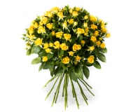 Bunch Rose yellow
